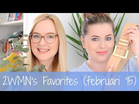 2WMN's Favorites (februari '15)