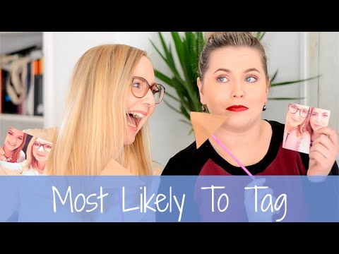 Most Likely To Tag - 2WMN.nl