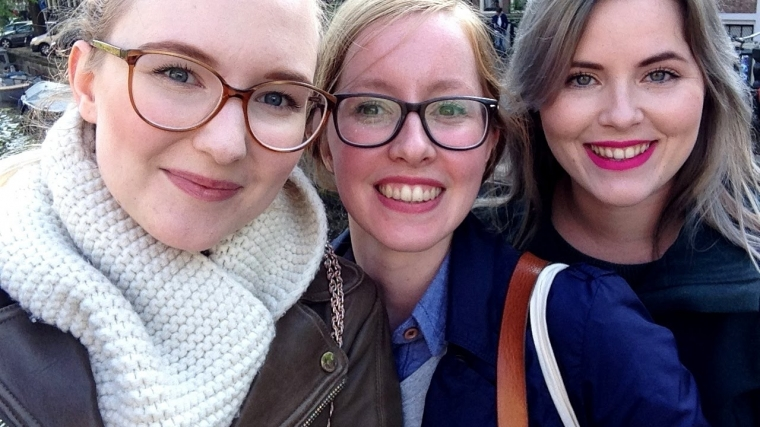 2Vlog: Vriendinnendag @ Amsterdam