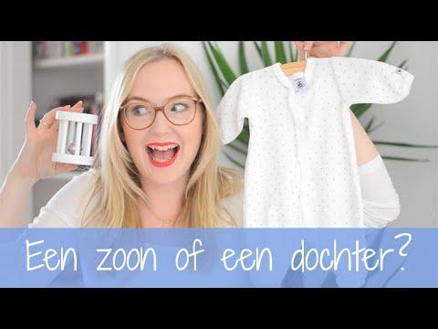 ZOON of DOCHTER? (+ Baby's eerste shoplog)