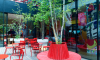 Funky interior: citizenM