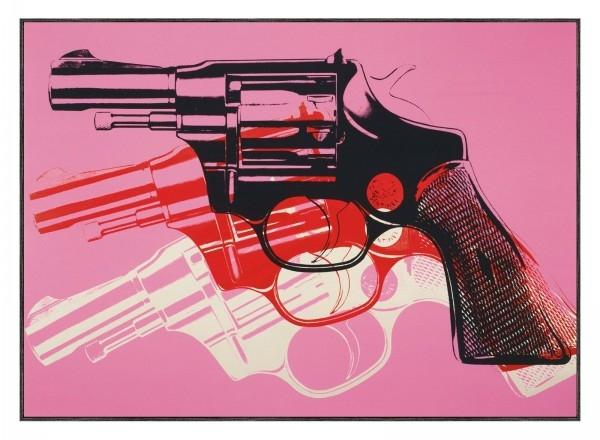 Obsessie: Andy Warhol kunstwerk
