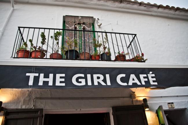 Hotspot: Giri Café