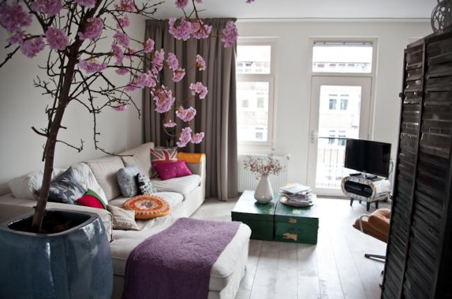 Gordijnen Slaapkamer Tips : Eindelijk gordijnen interior junkie
