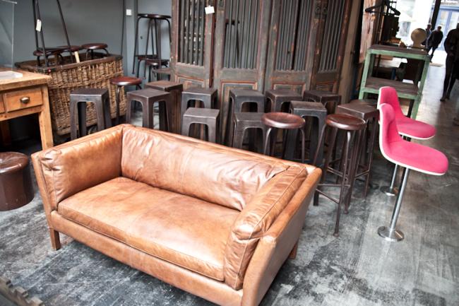 Tweedehands Design Banken.Top 5 Woonwinkels In De Kloosterstraat Interior Junkie