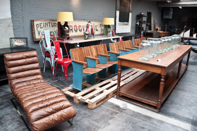Industriele Meubels Vintage.Top 5 Woonwinkels In De Kloosterstraat Interior Junkie