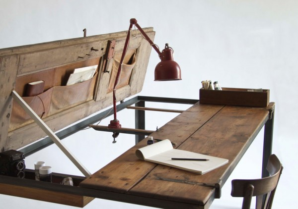 Slaapkamer Meubels Zaandam : bureau en tafel van Manoteca Archieven ...