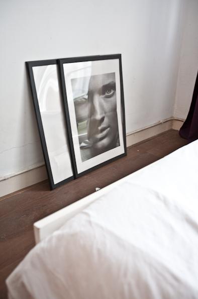 Een foto uit Fred's portfolio met model Constance Jablonski