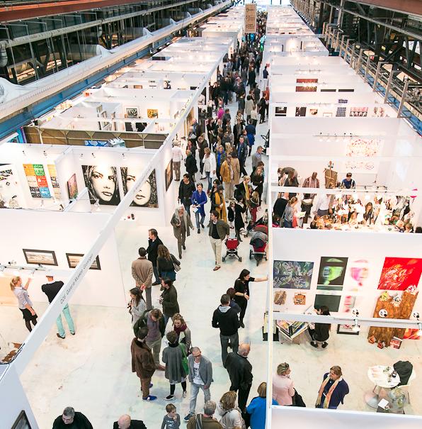 Weekendtip: Affordable Art Fair