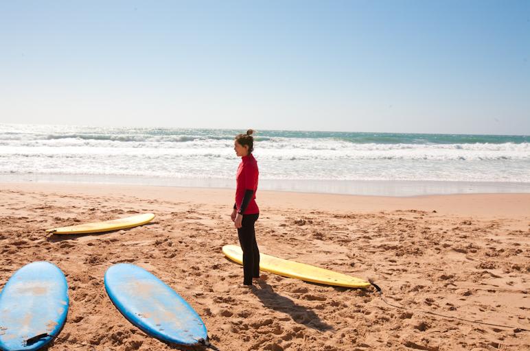 Chillen in de surfshack