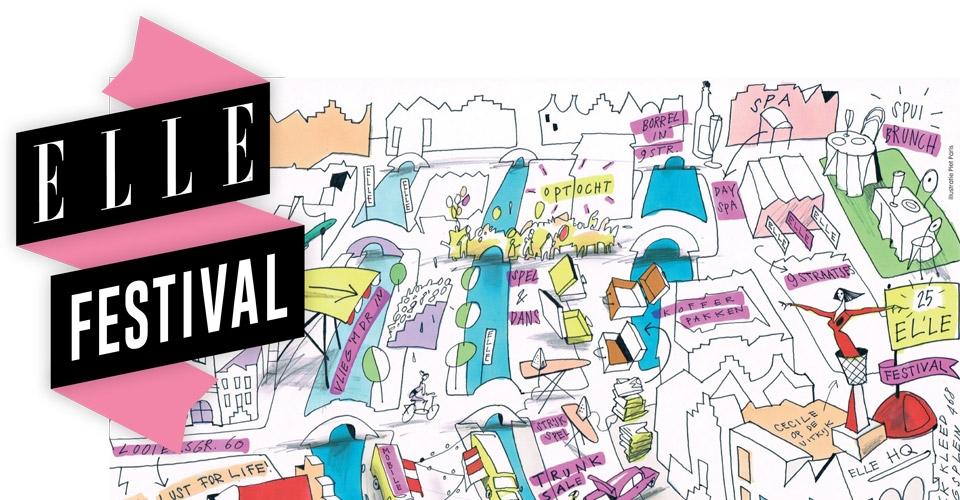 Dit weekend: ELLE Festival