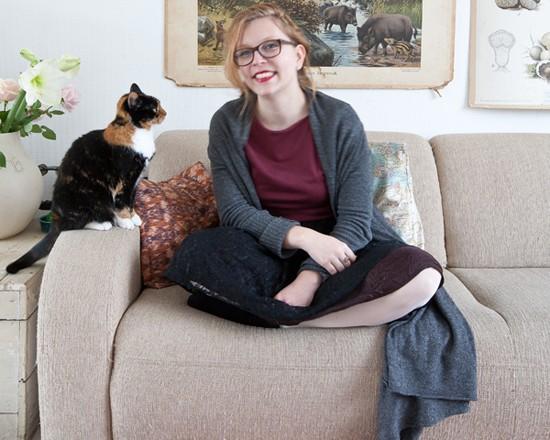 Binnenkijken bij blogger Iris