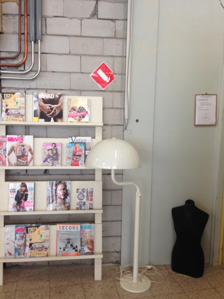 Hotspot in Leiden: Kleedvermaak!