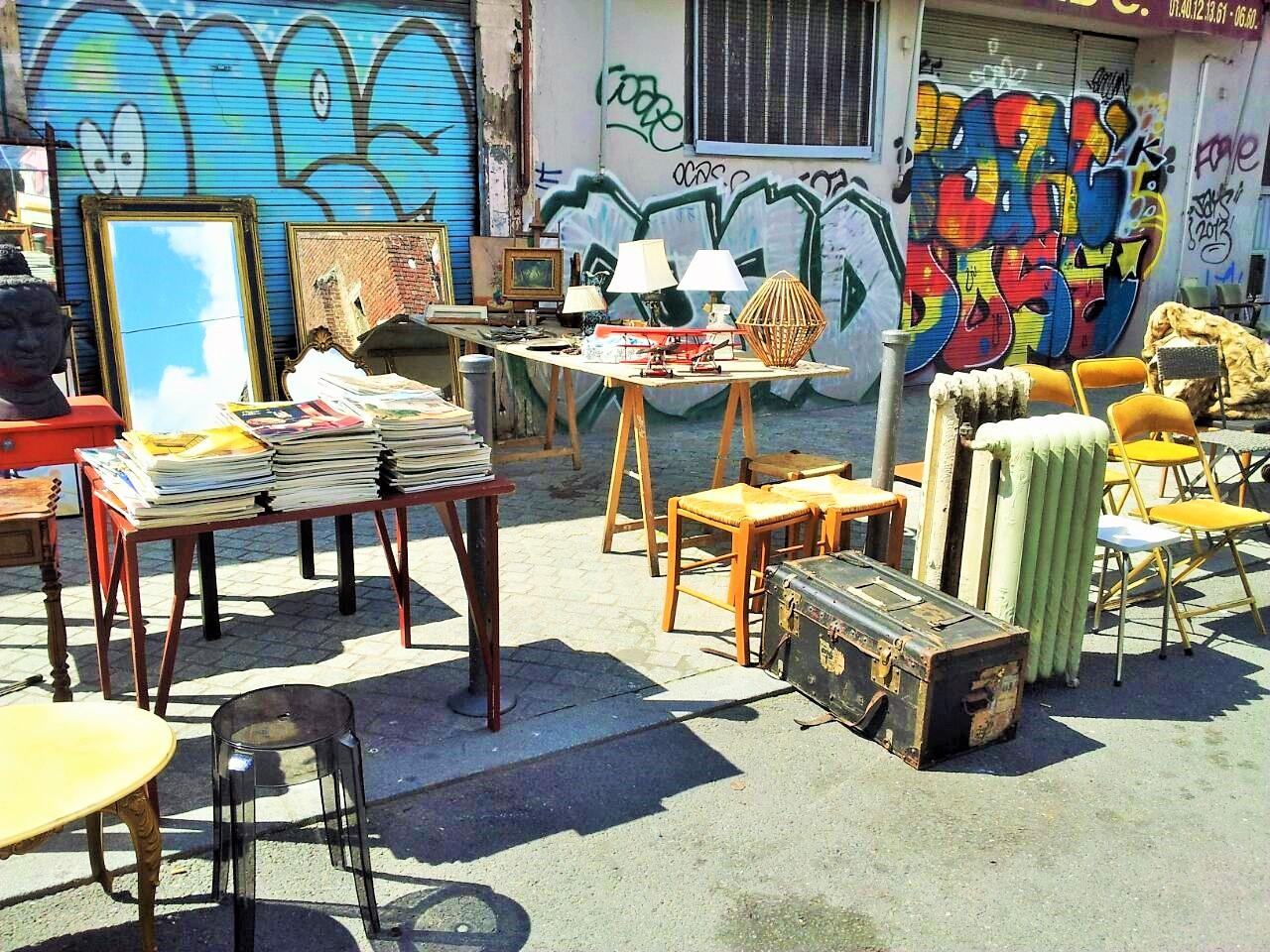 Vintage Slaapkamer Inspiratie : Vintage winkelen in parijs interior junkie