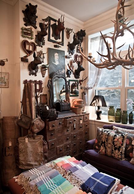 Coole woonshop: John Derian