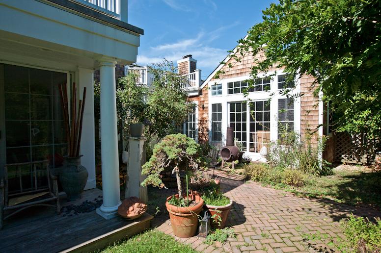 Eclectisch zomerhuis op The Hamptons
