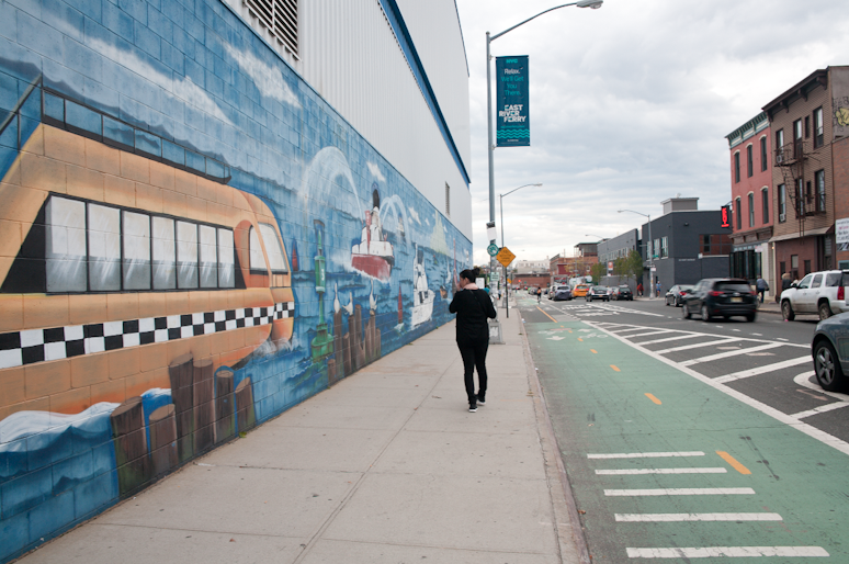 Fietstour door Brooklyn
