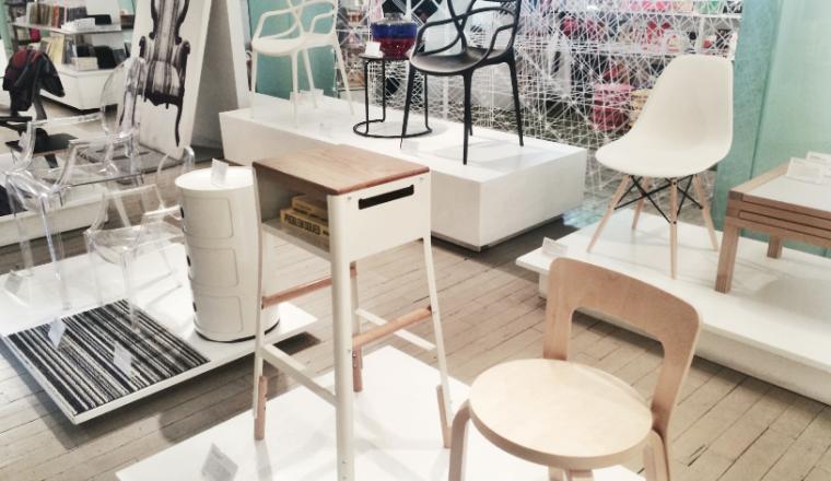 Woonwinkelen @ MoMa designstore