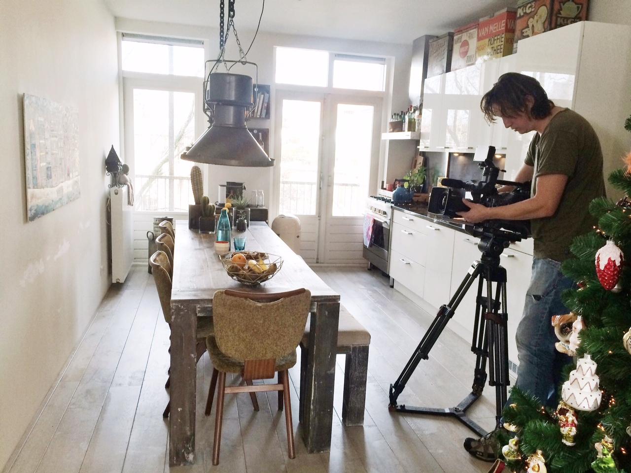 Eigen huis tuin op de koffie interior junkie for Deuntje eigen huis en tuin