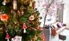 Shoppen op de kerstmarkt