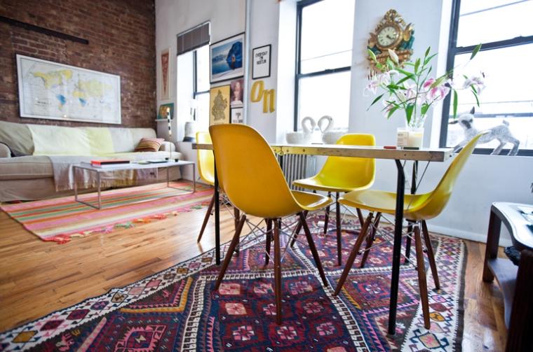 Eclectische studio in Williamsburg