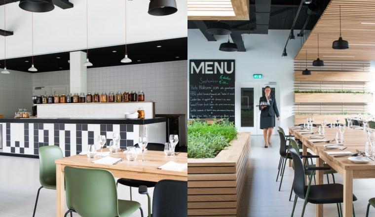 Dineren in Scandinavische sferen in Leeuwarden