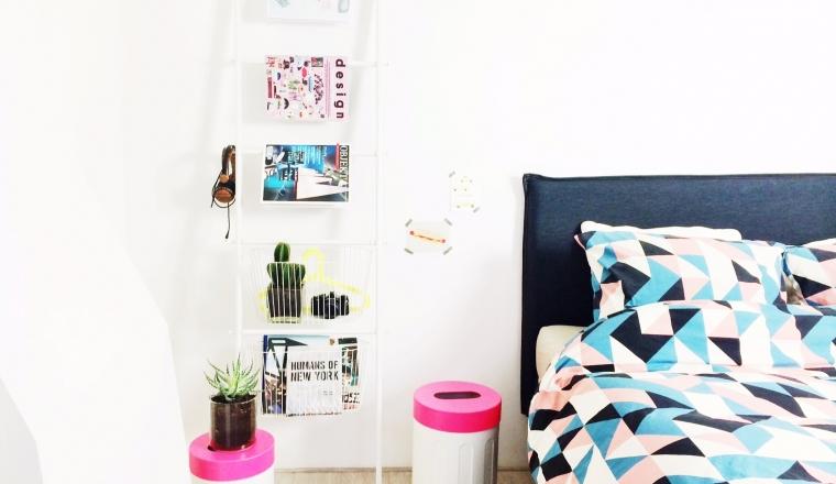 Handige opbergtips voor je slaapkamer