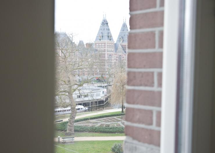 Binnenkijken bij Elise in hartje Amsterdam