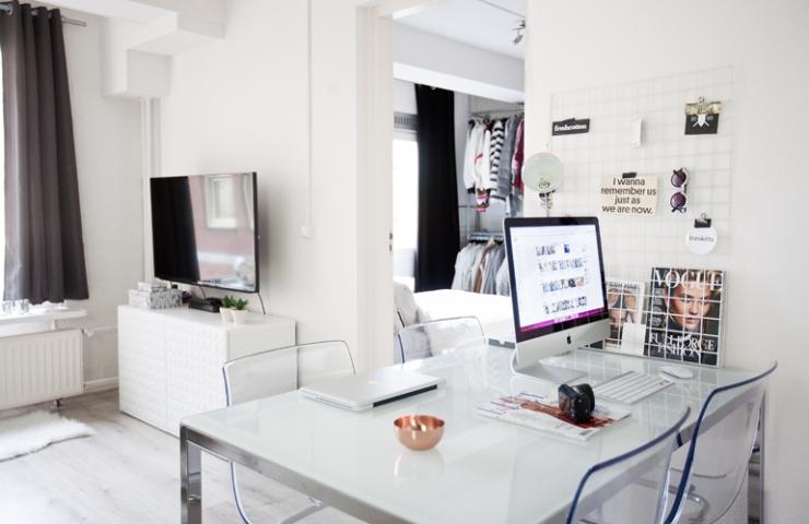 Binnenkijken in een compact huis van 30m2