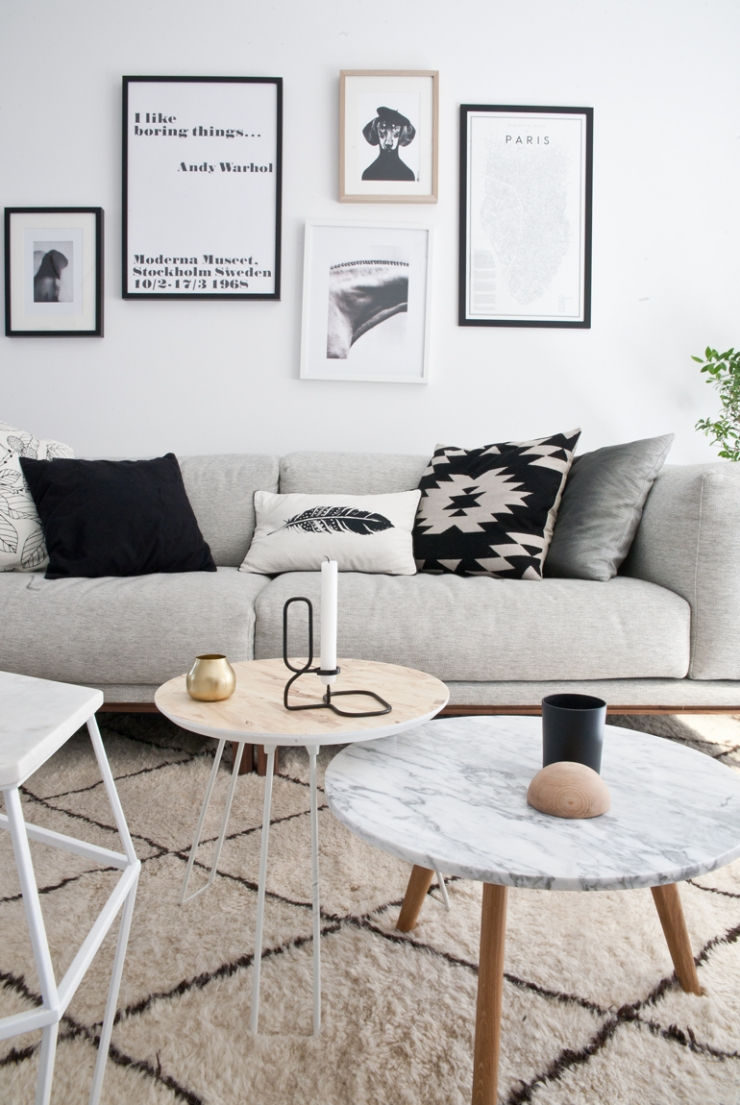 my scandinavian home: The family home of a Danish stylist