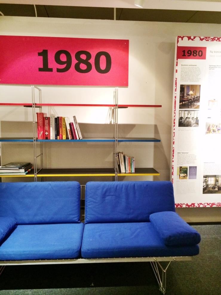 Jaren 70 Bankje.Wooninspiratie Ikea Museum Interior Junkie