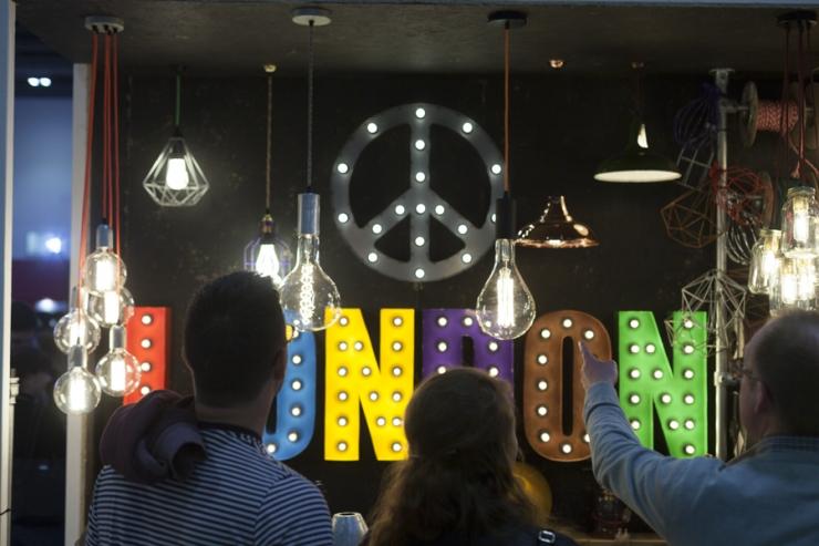 Design spotten @ Grand Design Live