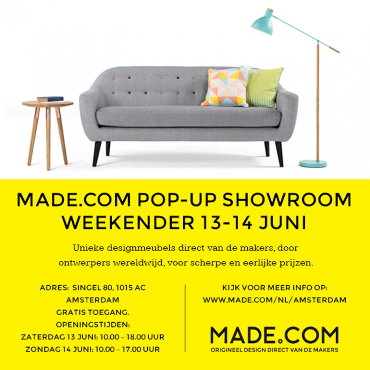 weekendtip pop up showroom interior junkie. Black Bedroom Furniture Sets. Home Design Ideas
