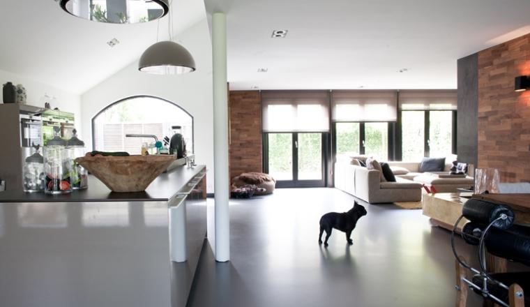Huis met raambekleding om te smullen interior junkie
