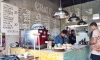 Crate Café: cool industrieel café vol beton