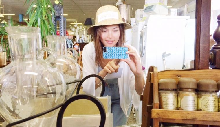 Op safari in de kringloopwinkel