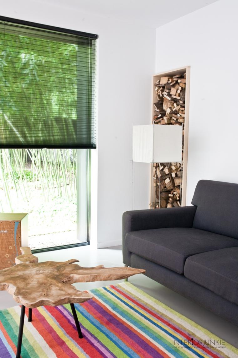 Compact wonen op 60m2 met stunning raambekleding