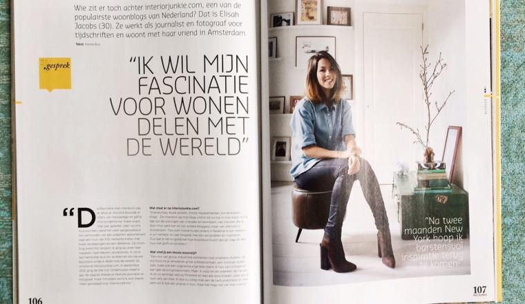 Interior Junkie x Piet van Piet Klerkx