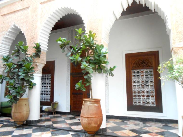 Binnenkijken in sprookjesachtige riad El Fenn