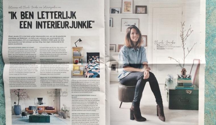 Interior Junkie x Talkies