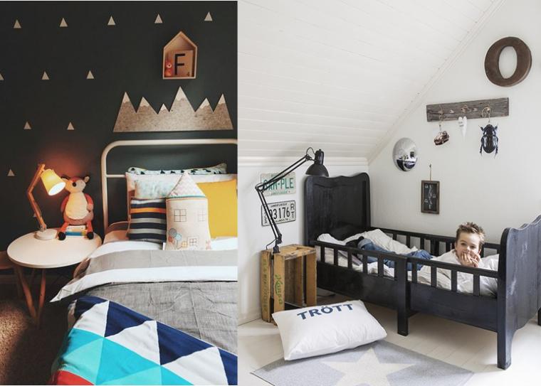 14x inspiratie voor een mooie jongenskamer interior junkie - Jaar oude kamer van de jongen ...
