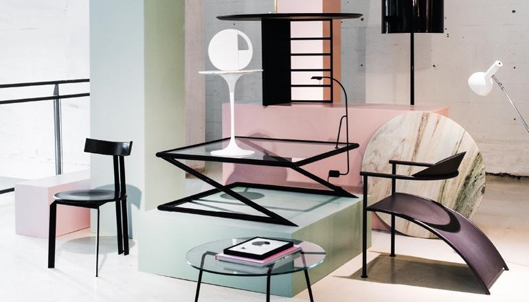 Tweedehands meubelstukken scoren @ Wintersalon - INTERIOR JUNKIE