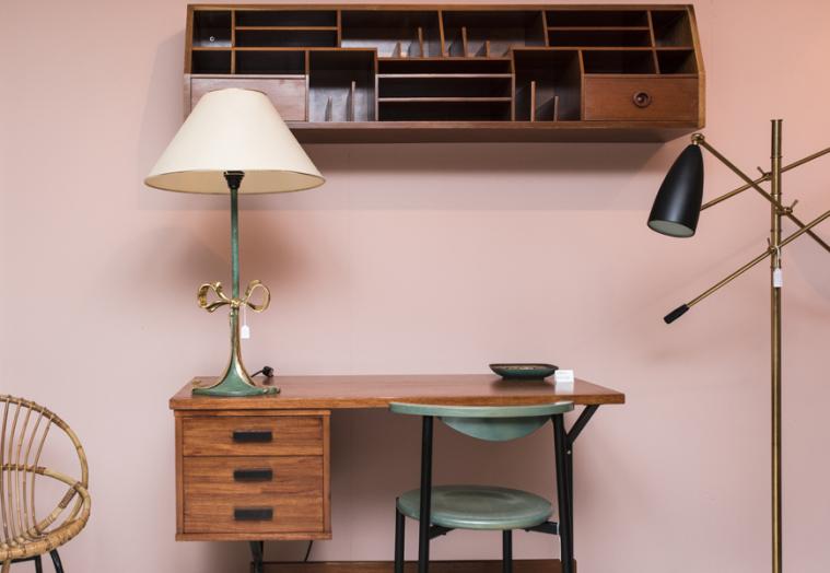 Tweedehands meubelstukken scoren @ Wintersalon