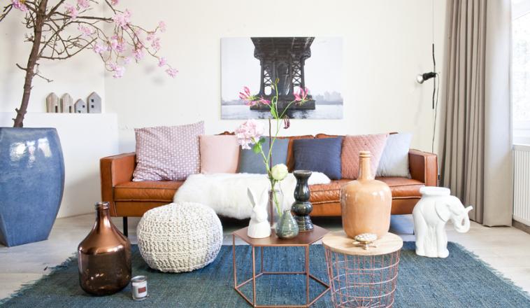 Woontrend uitgelicht: pastel in huis