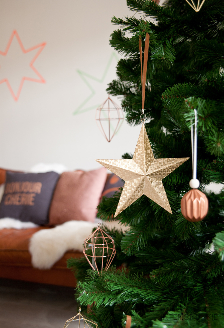 Kersttrend om van te houden: Bohemian Christmas - INTERIOR JUNKIE