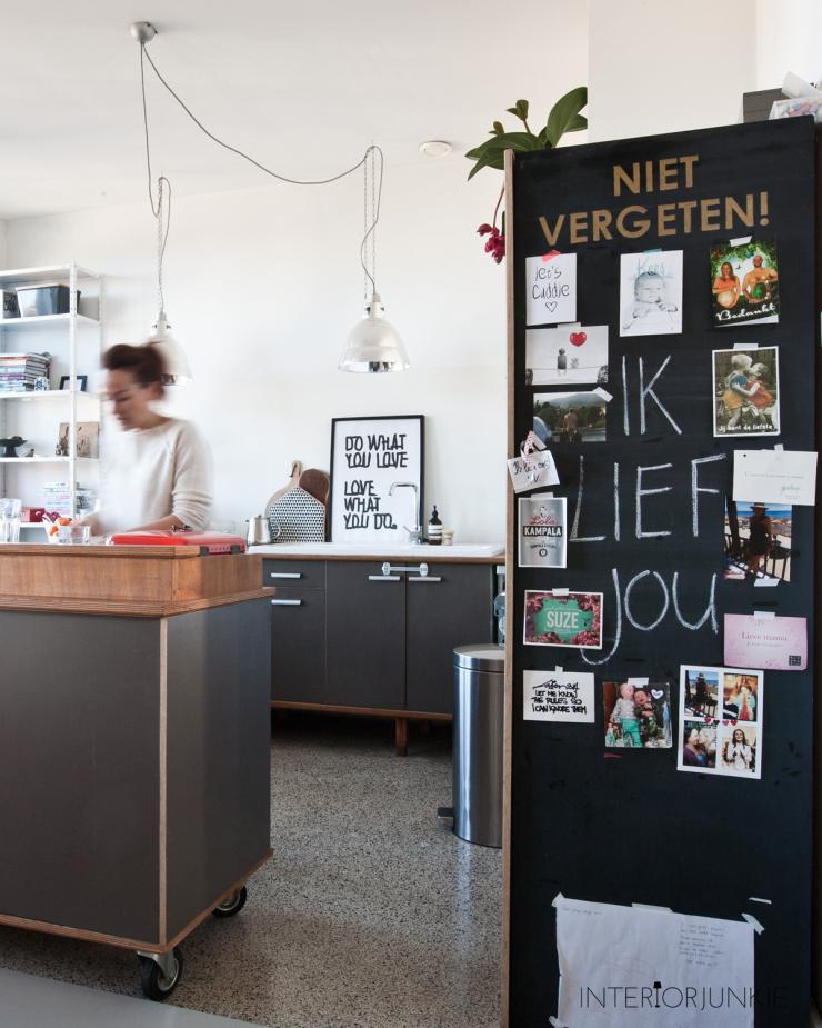 Wonen in een voormalige school in Amsterdam Noord
