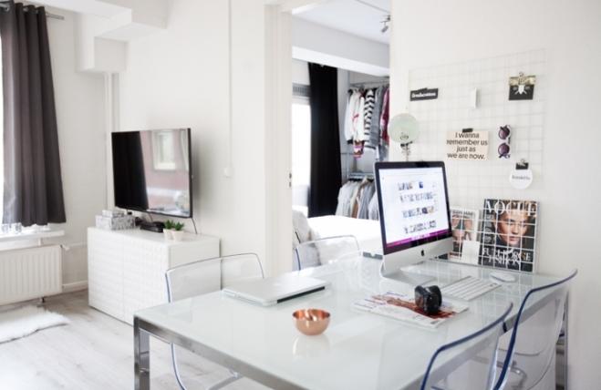 Verwonderend Klein huis inrichten? Bekijk deze handige tips - INTERIOR JUNKIE JC-77