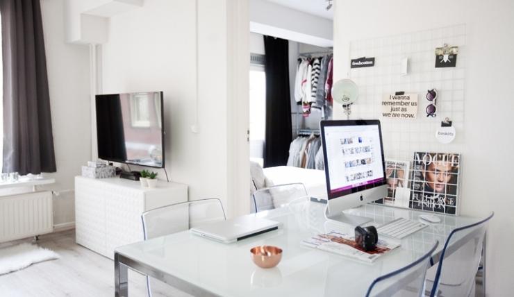 Klein Kantoor Inrichten : Klein huis inrichten? bekijk deze handige tips interior junkie