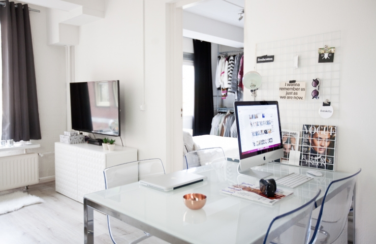 klein huis inrichten bekijk deze handige tips interior junkie. Black Bedroom Furniture Sets. Home Design Ideas
