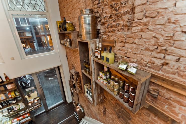 italiaans happen bij mangiare in rotterdam - interior junkie